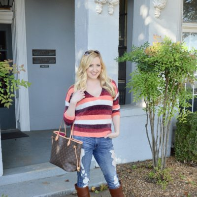 Easy Holiday Shopping Look + $1000 Nordstrom Gift Card Giveaway