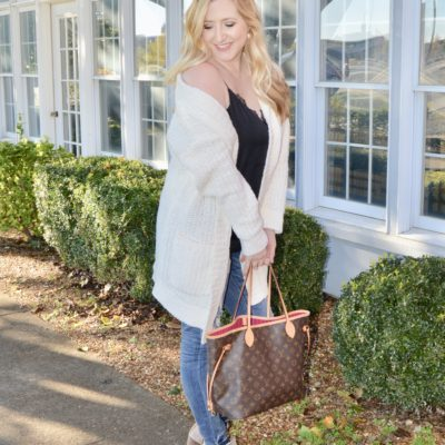 Favorite Chunky Cardigans for Winter